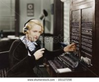 stock photo switchboard 101127256 - Ramara Carden Dalton History on line