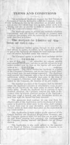 Atherley Telephone co pt1 145x300 - Atherley Telephone Association 1918-1933