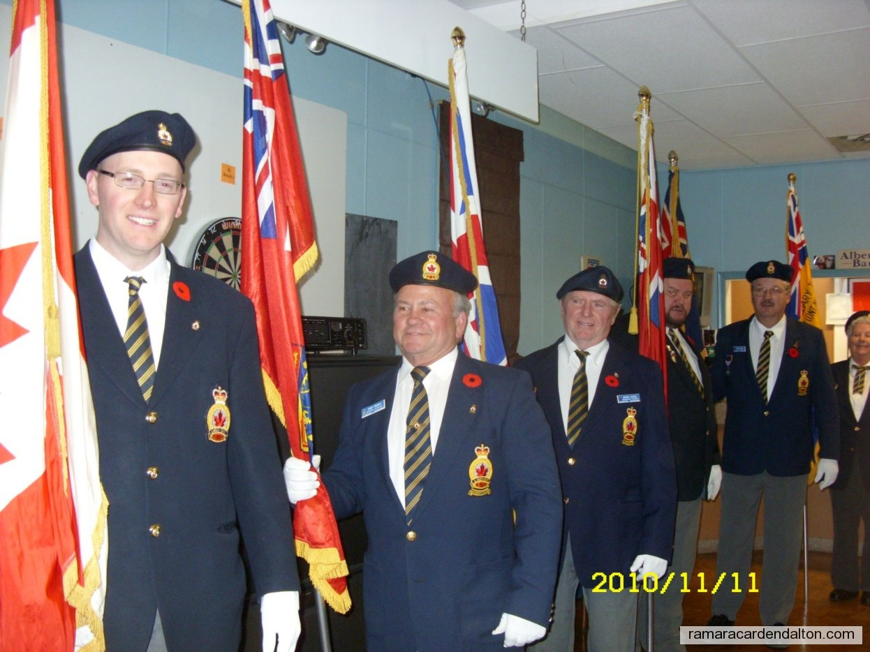 Rememberance Day --Brechin 2010