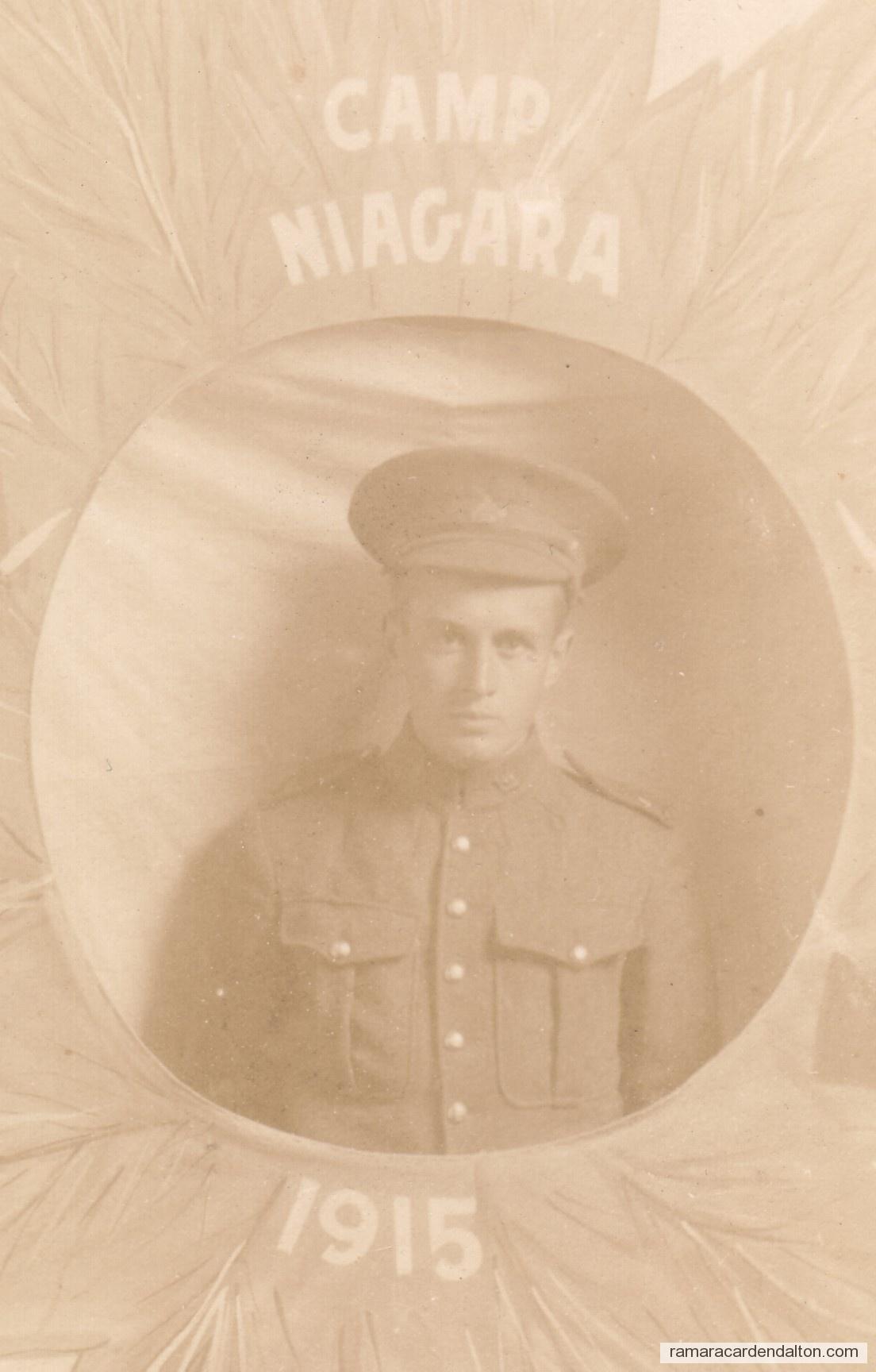 Jack Sheffield-K.I.A WW1
