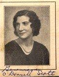 Anna Geneveive O'Donnell (1902-1939)