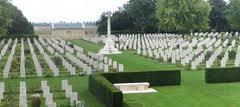 DOHERTY & STINSON /BENY-SUR-MER CANADIAN WAR CEMETERY, Calvados, France