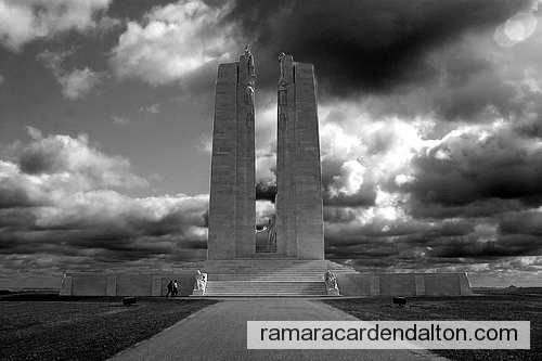 BLACK, CARRICK,CONGDON, EDWARDS, GOWANLOCK, KELLY,STILLMAN M.M./VIMY RIDGE MEMORIAL, FRANCE