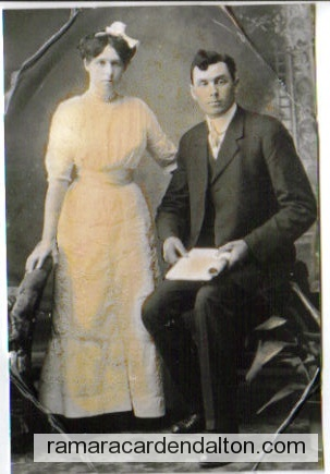 William Crosby &;Margaret (Clarke) Crosby