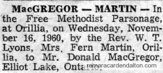 MacGregor-Martin