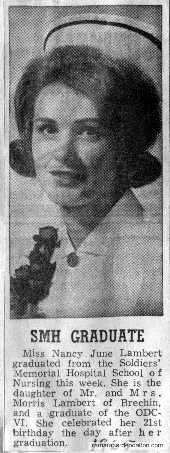 Nancy June Lambert