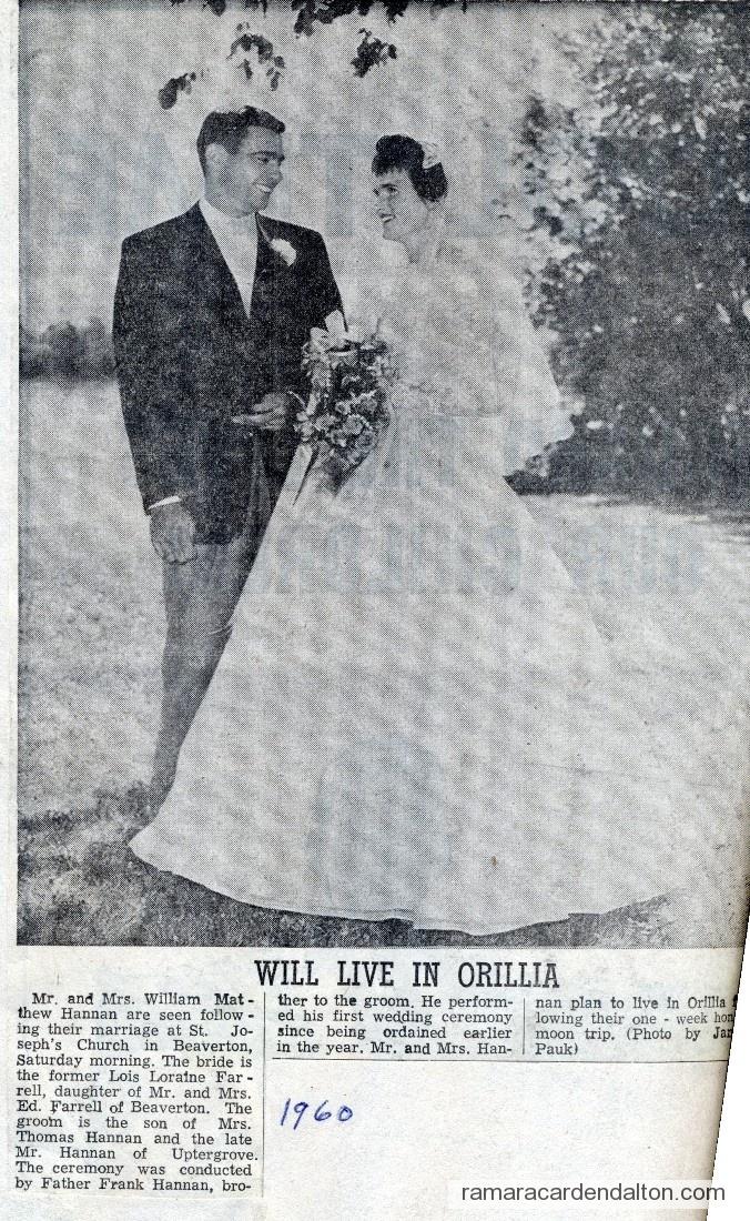 Hannan-Farrell