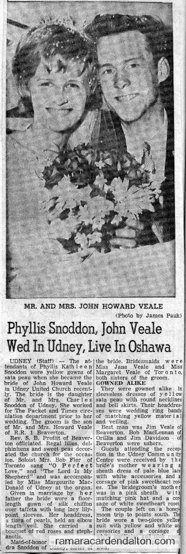 Snoddon-Veale