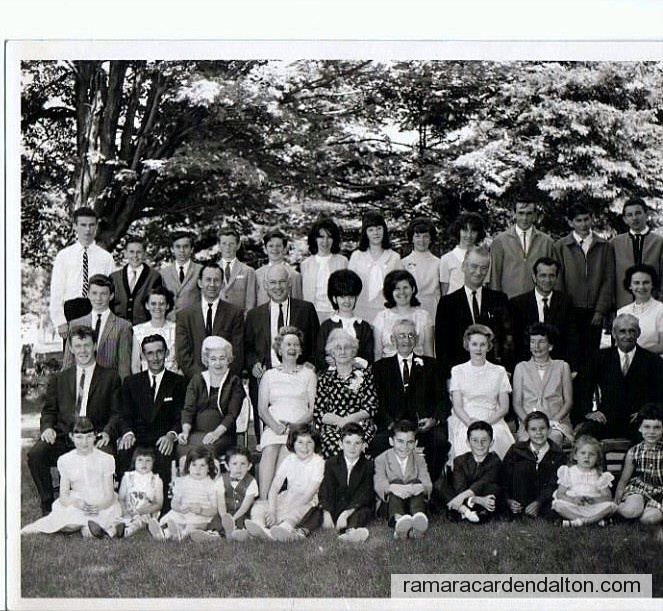 Clan Paddy-(McNamee)- 60th Wedding