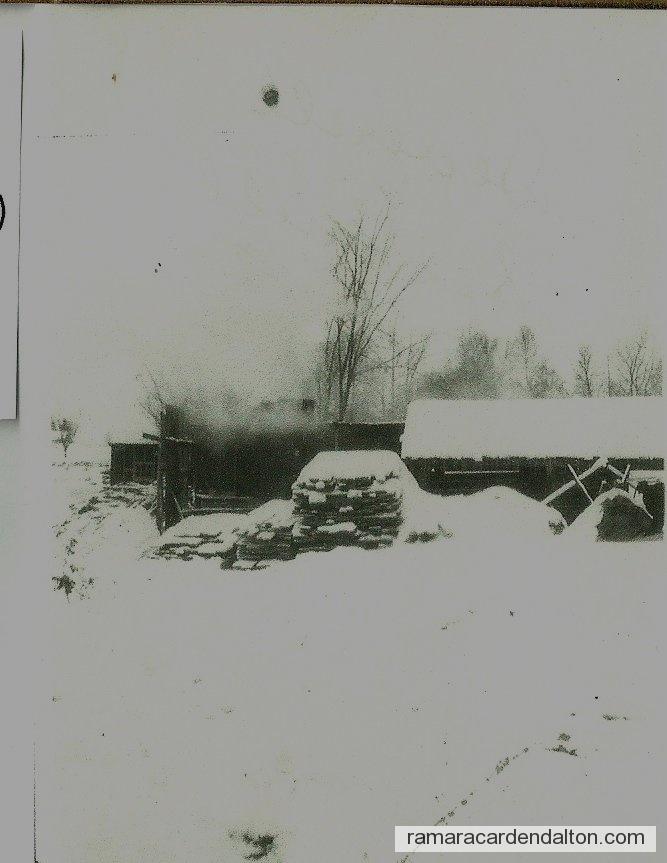 Deverell Sawmill