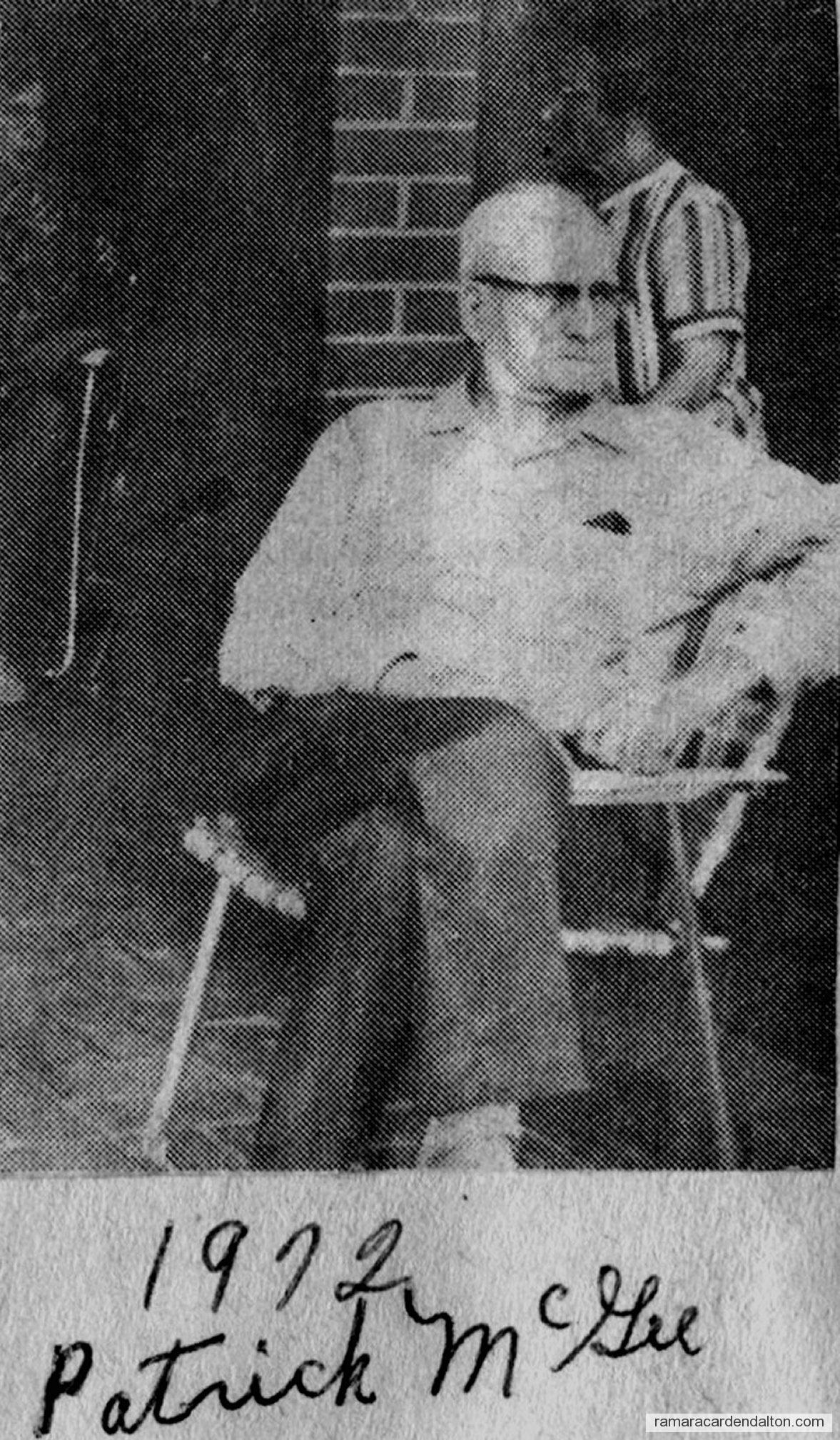 Patrick McGee-1972