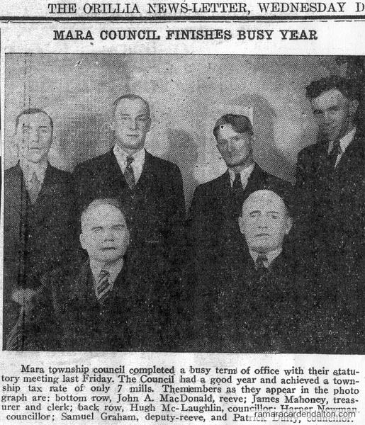 Mara Township Council