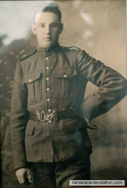 Lance Corporal, William Chester Barnes-KIA