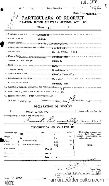 Frank Donnelly Draft Paper