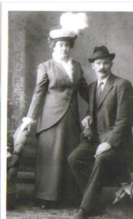 John Edward Clarke--Elizebeth Murphy (mar.Nov.18 1913)