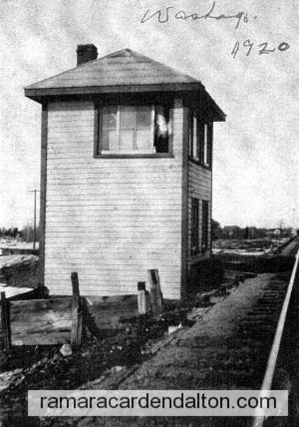 Washago Tower 1920