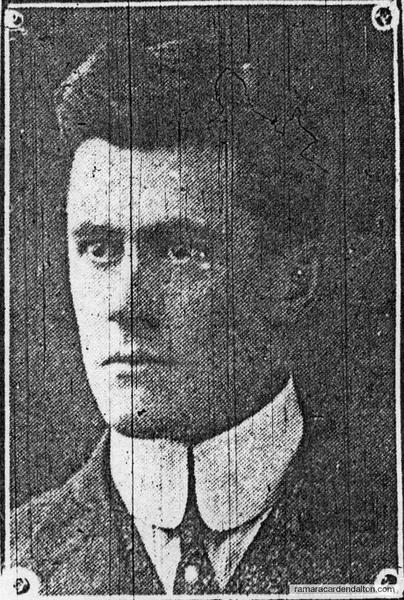 Lance-Corporal Fred I. Taylor-Washago