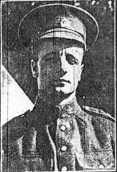 Private (Harry) George Henry Smith-Longford Mills
