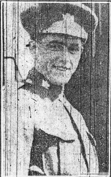 Private Wm. A. Wallace-Gamebridge