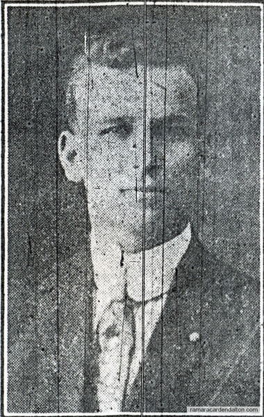 Trooper Herbert Stamp-Longford Mills