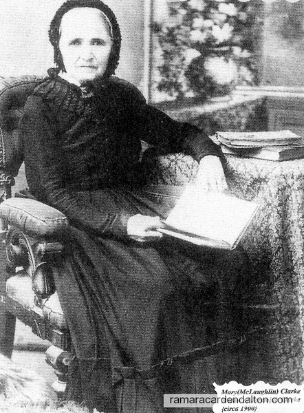 mary mclaughlin(clarke)