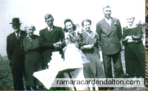 Tom Clarke -Teresa Crosby Wedding