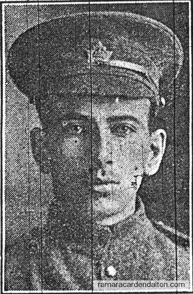 Corporal Orren John Congdon- K.I.A