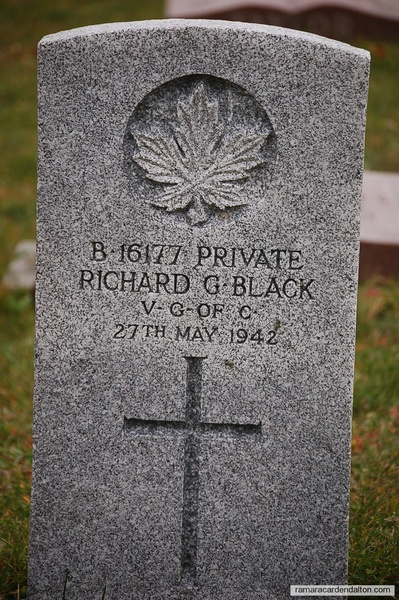 Richard Godfrey BLACK