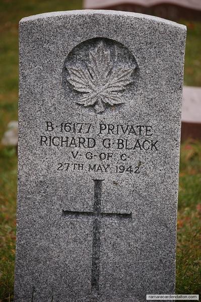 Richard Godfrey BLACK