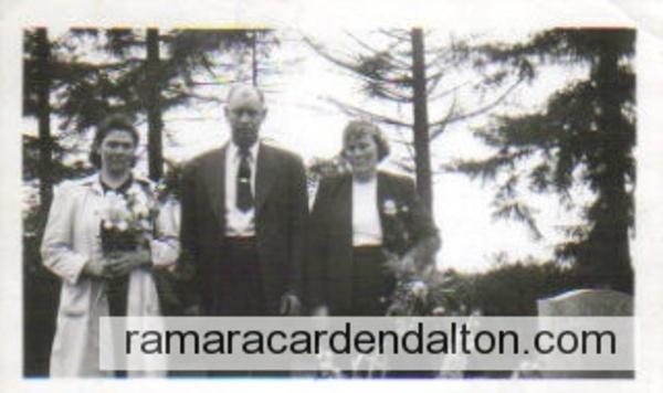 Marie-John-George--Irene Clarke