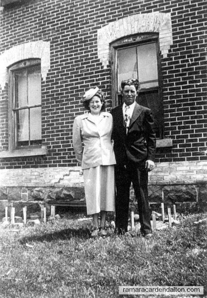 Larry O'Donnell & Bernadine Collins