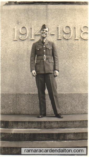 Ken Crosby- Air Force WWII