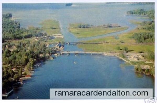 Narrow's Bridge-1950's