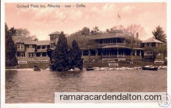 Orchard Point Inn
