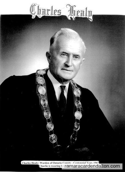 Charles Healy