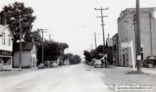 Main Street Brechin