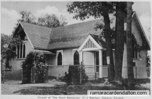 Port Stanton Church Good Samaritan PECO