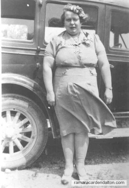 Vera (Clutchey) Wylie