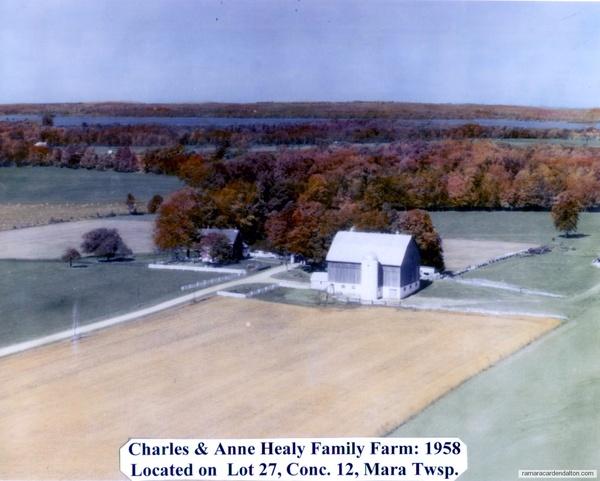 Charles & Anne Healy Family Farm