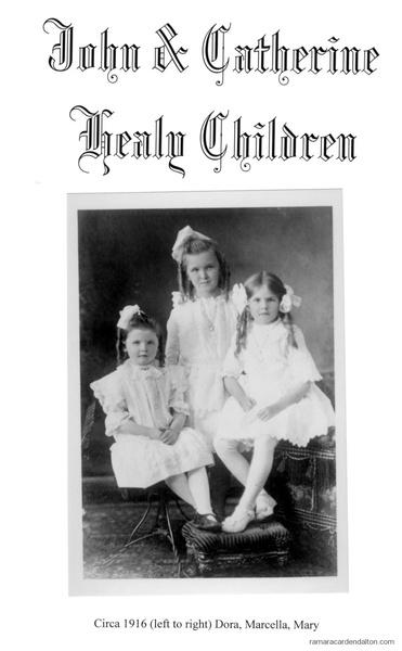John & Catherine Healy Children