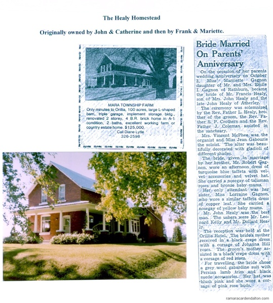 The Healy Homestead