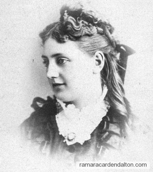 Delia Maude Elliston Age 18