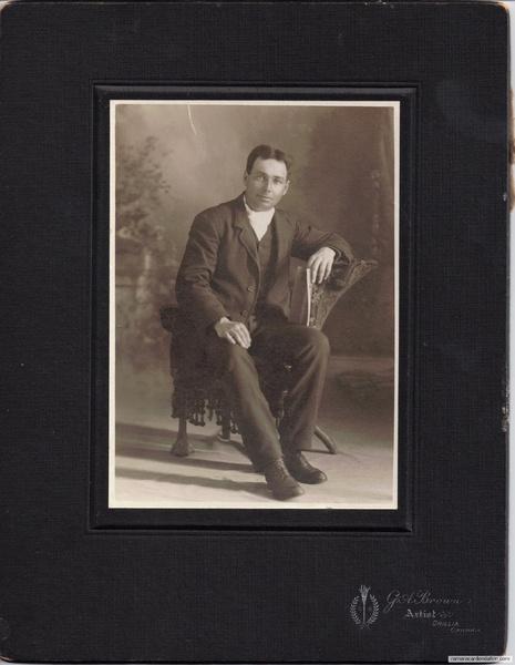 James Crosby  1879-1920