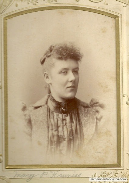 Mary P. Furniss