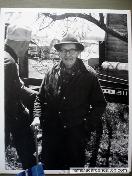 James Bickell grandpa