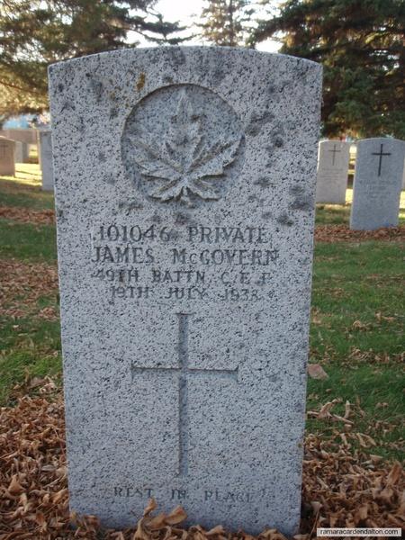 James (Hugh) McGovern