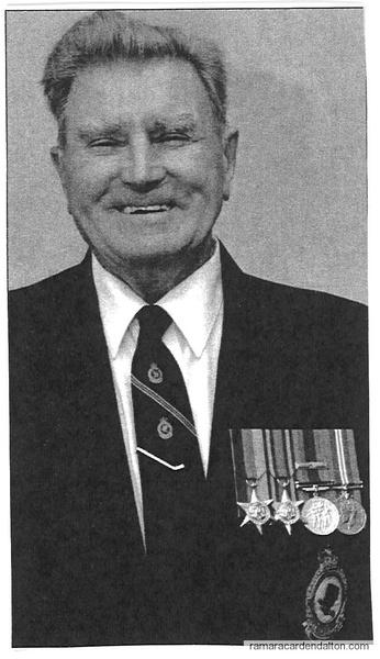 Flying Officer Frank Cooper