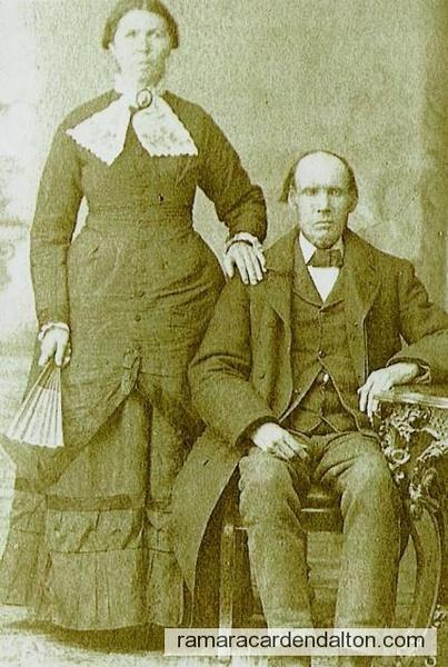 Hugh Corrigan & Catherine Neillis