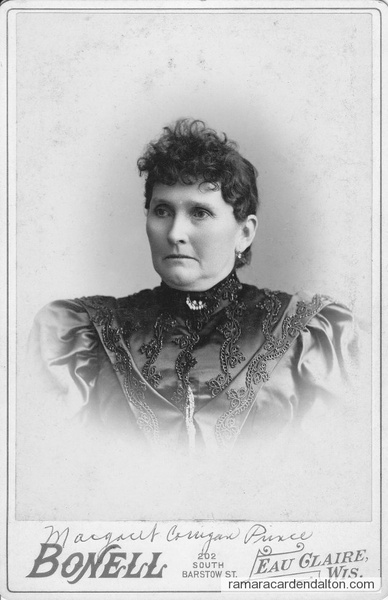 Margaret Corrigan (Mrs. Peter A.Prince)