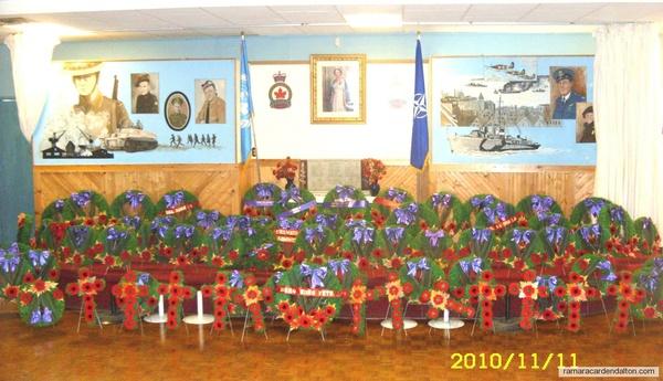 Rememberance Day --Brechin 2010